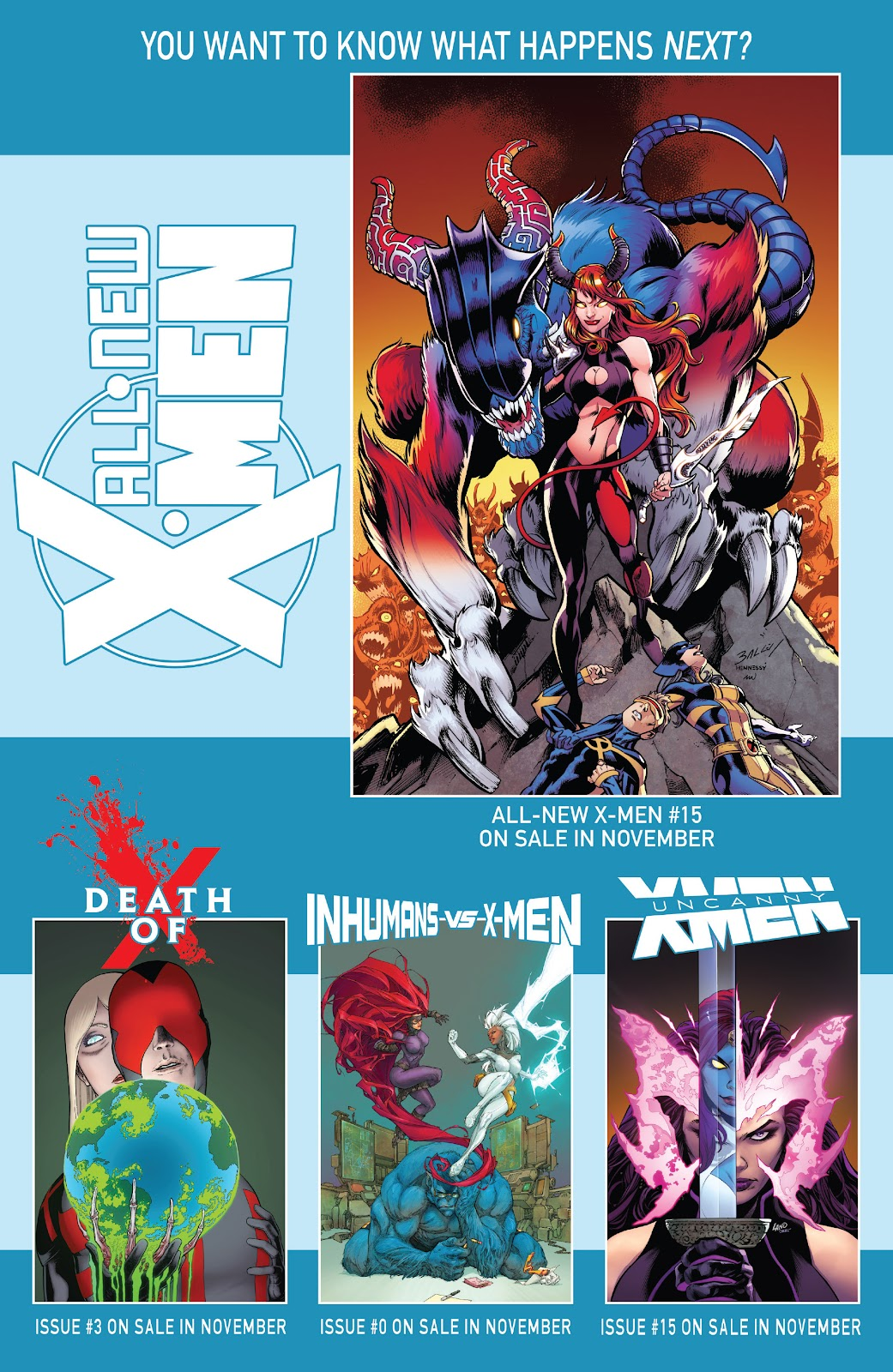 All-New X-Men (2016) Issue #14 #16 - English 23