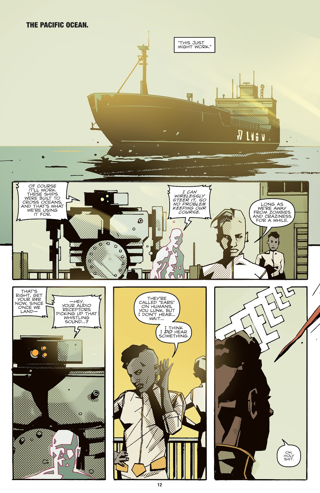 Zombies vs Robots (2015) Issue #8 Page 14