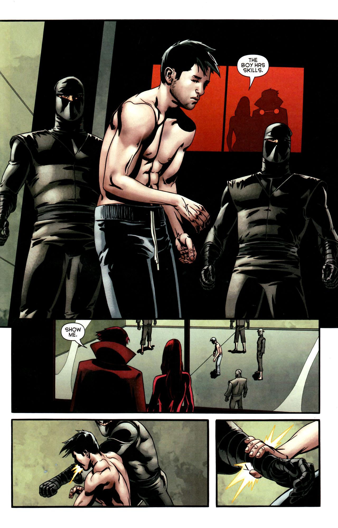 Read online Adventure Comics (2009) comic -  Issue #12 - 35