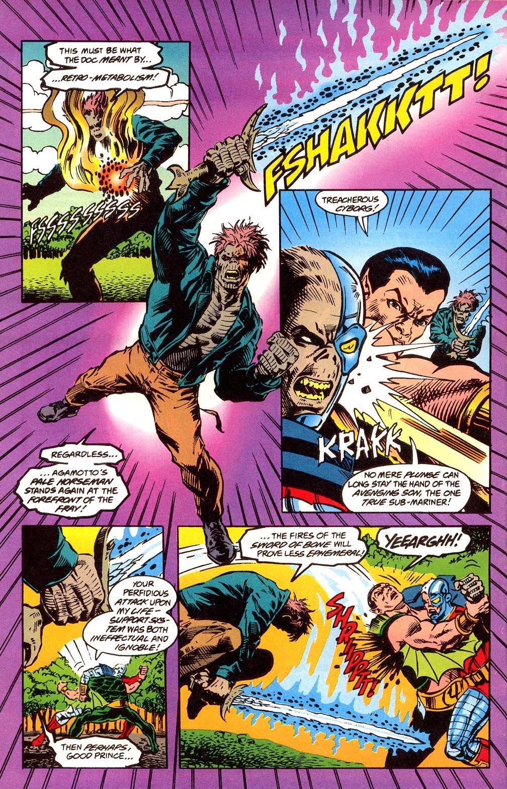 Read online Secret Defenders comic -  Issue #24 - 15