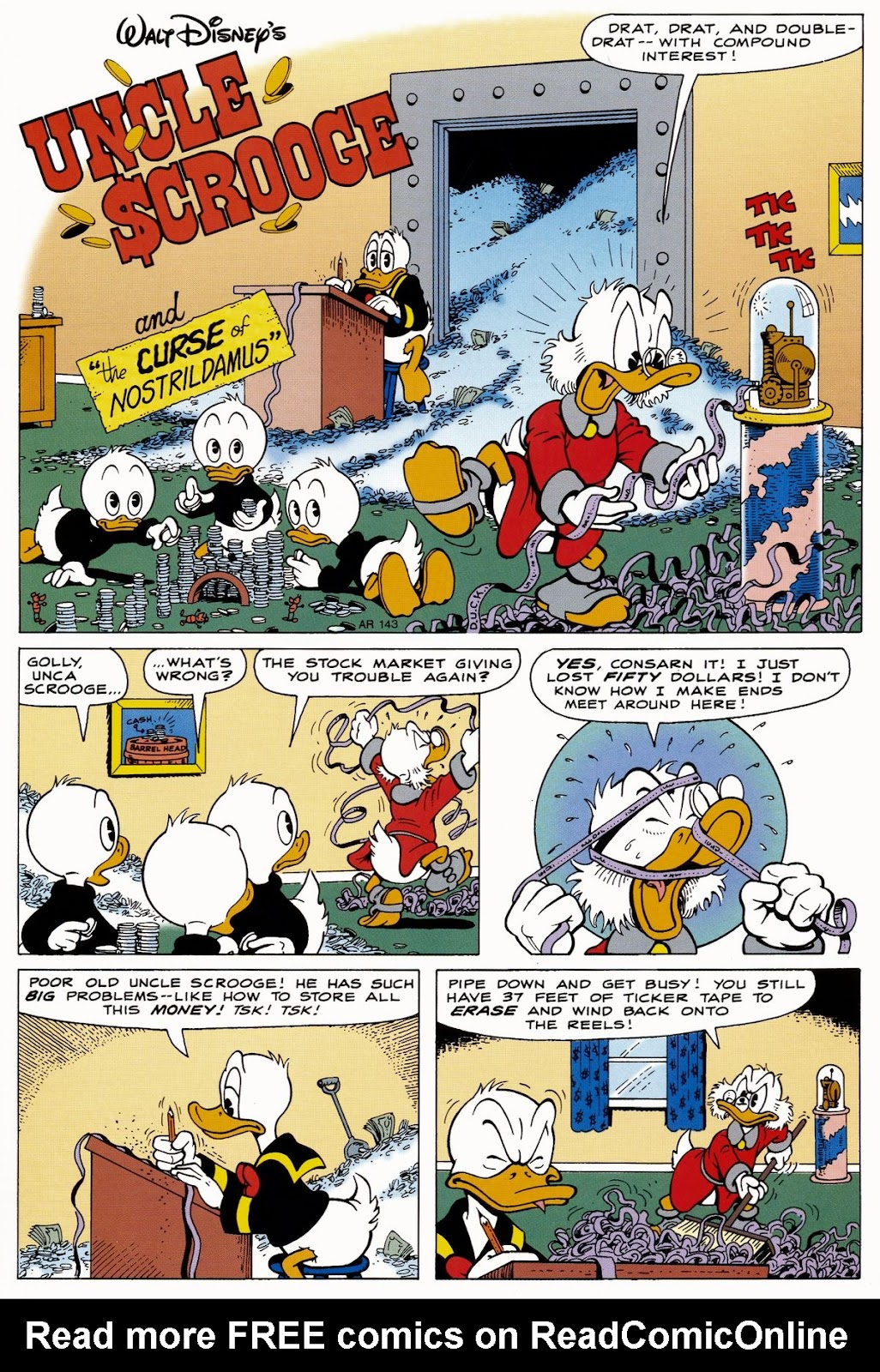 Uncle Scrooge (1953) Issue #327 #327 - English 43