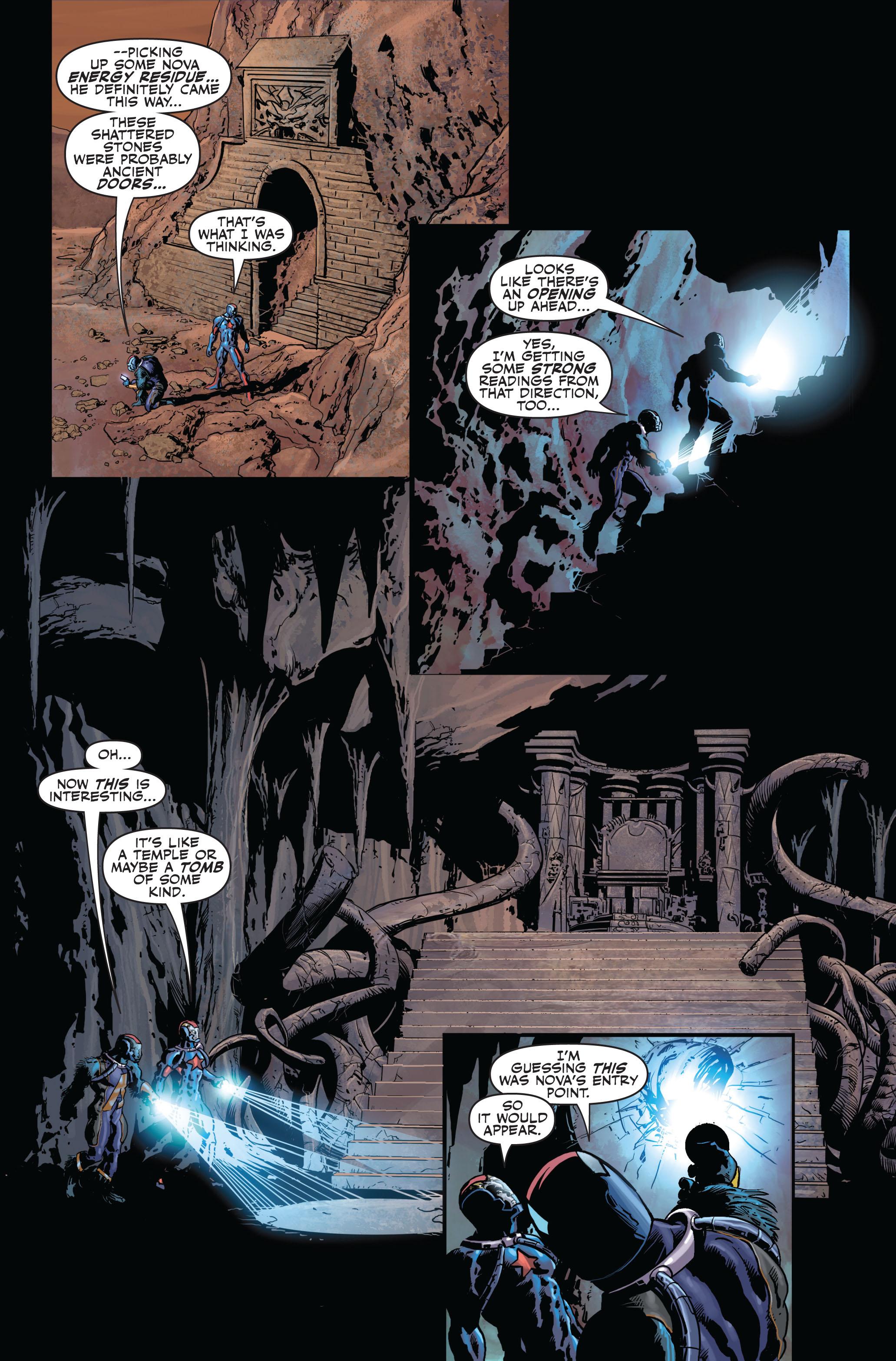 Read online Secret Avengers (2010) comic -  Issue #2 - 18