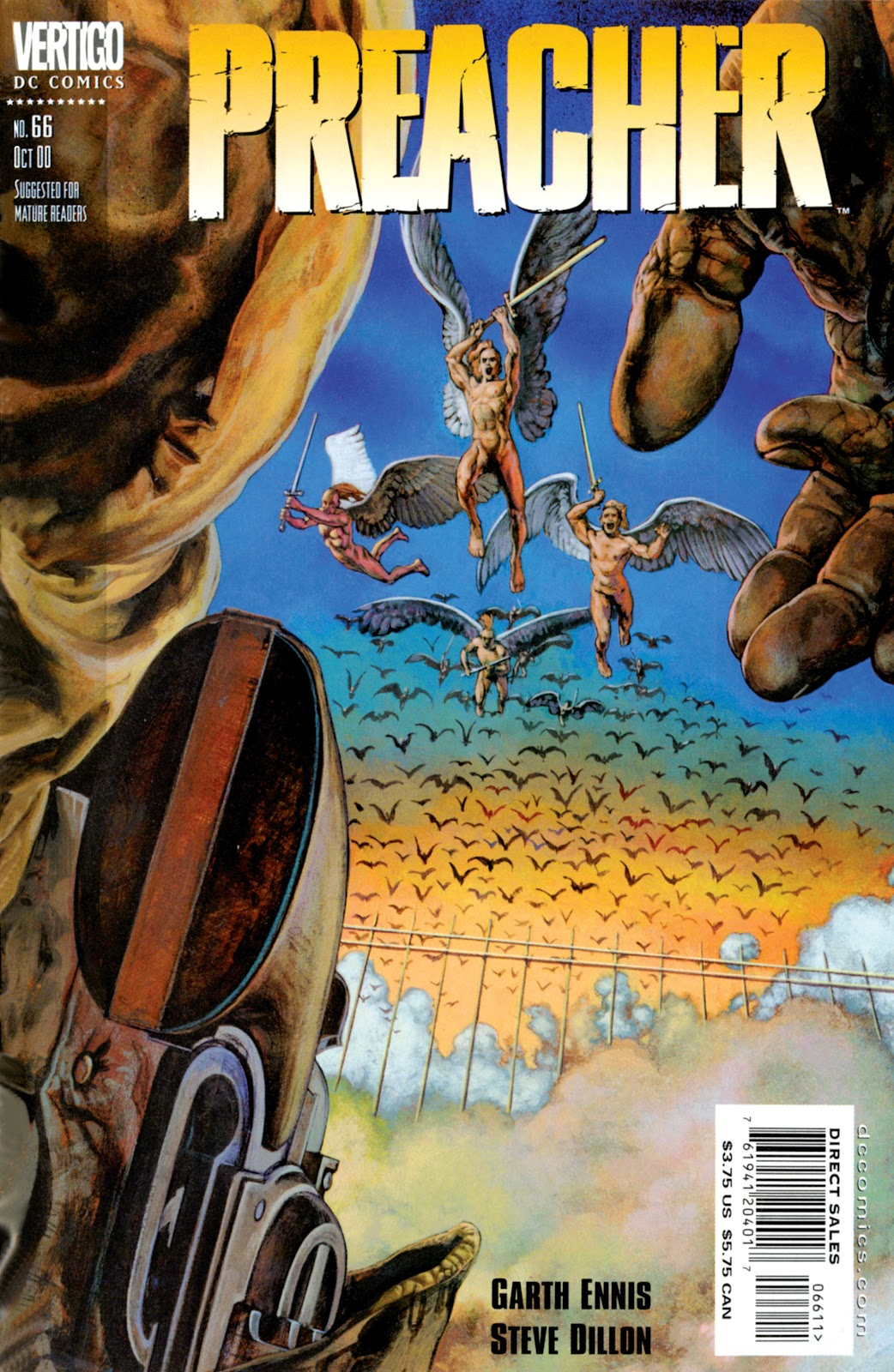 Preacher Issue #66 #75 - English 1