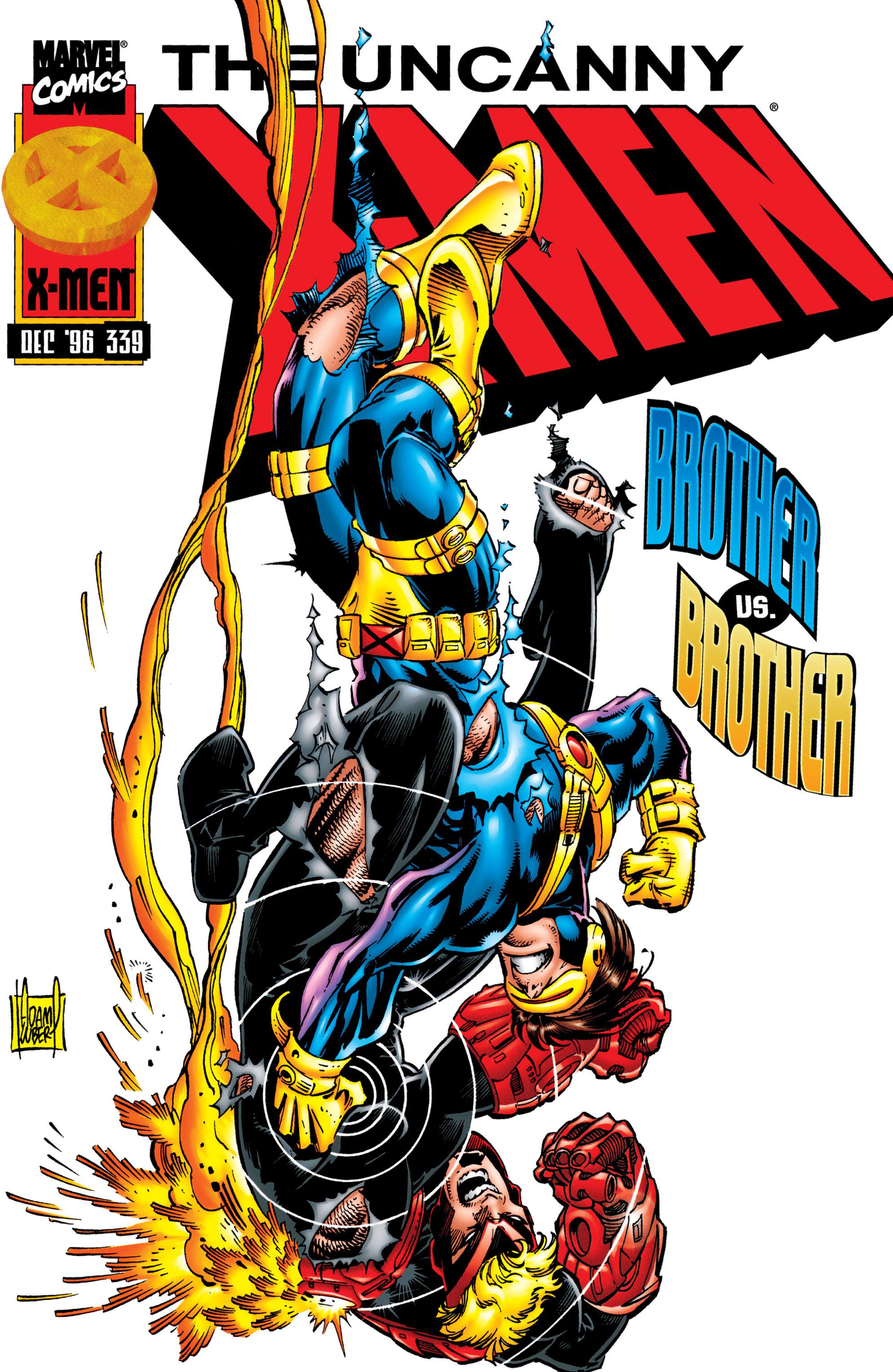 Uncanny X-Men (1963) 339 Page 1