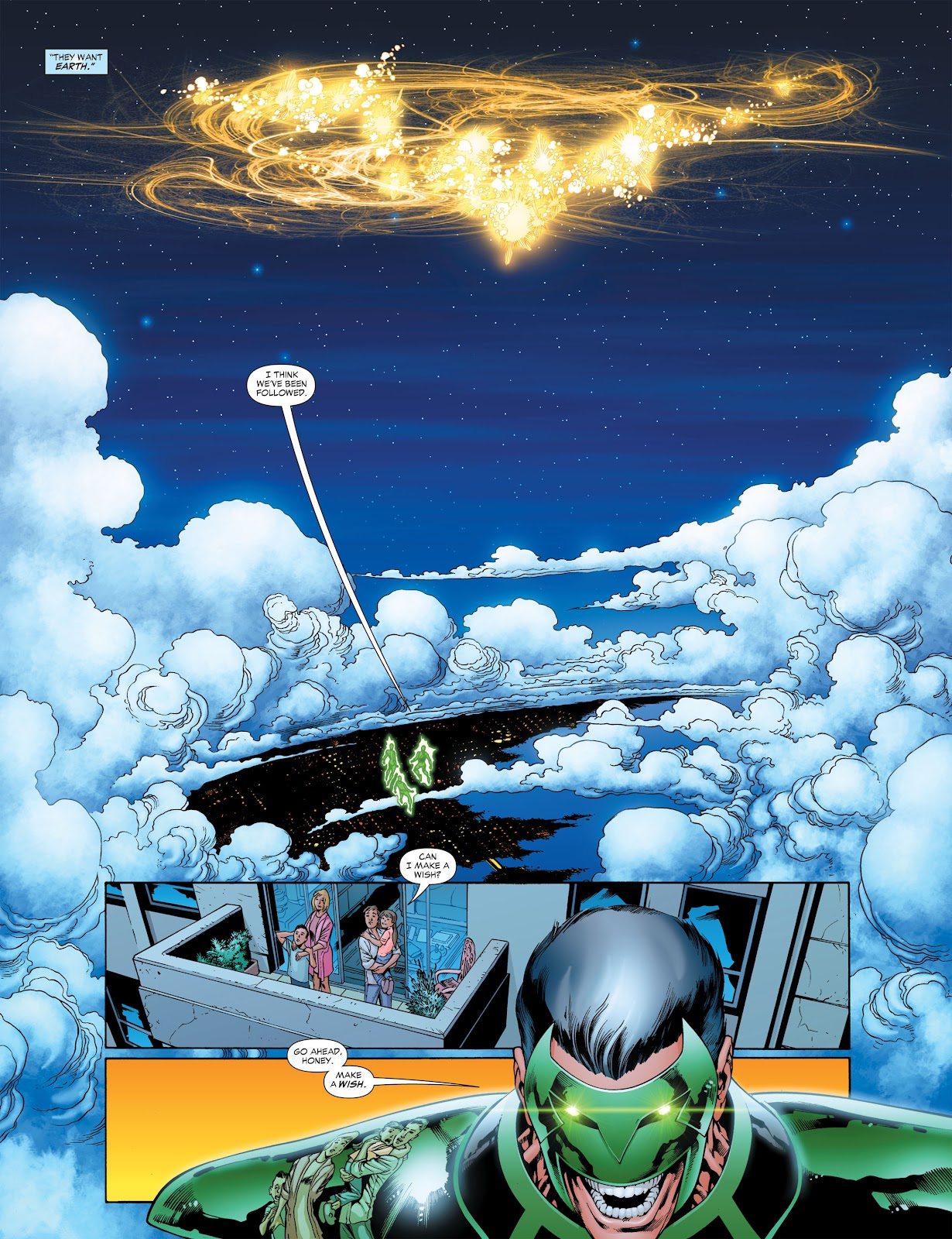 Green Lantern: The Sinestro Corps War Full #1 - English 156