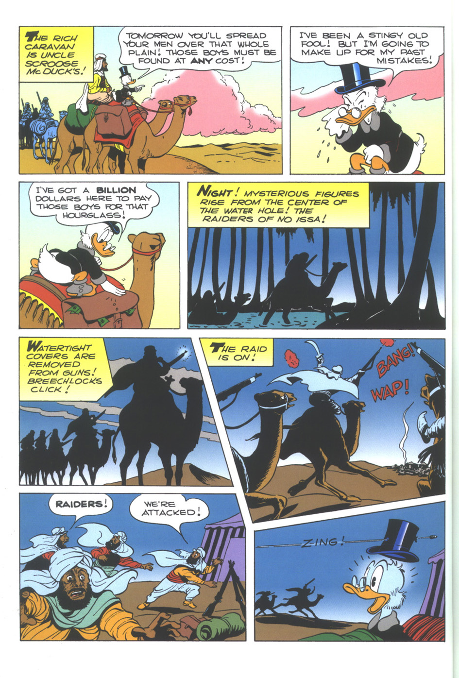 Uncle Scrooge (1953) Issue #341 #341 - English 26