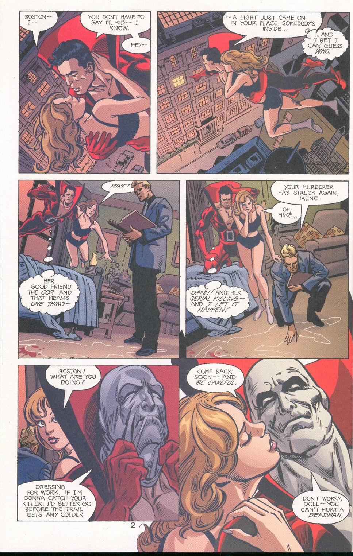 Read online Deadman (2002) comic -  Issue #6 - 3