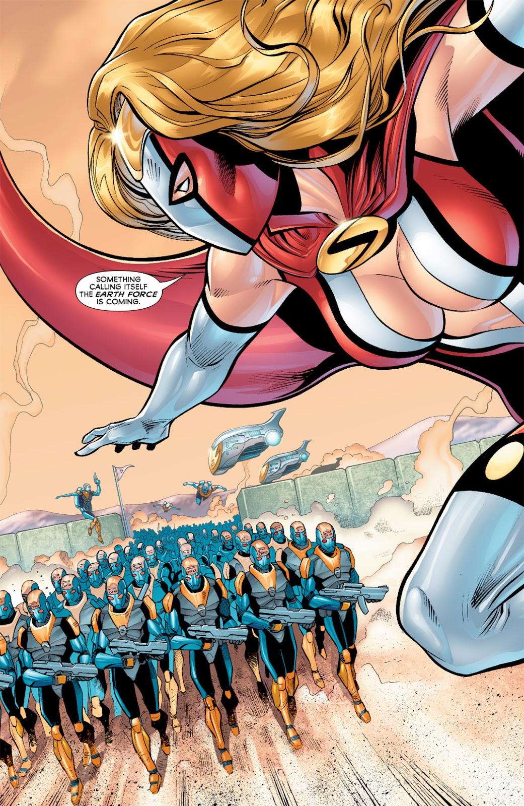 Legion of Super-Heroes (2010) Issue #5 #6 - English 7