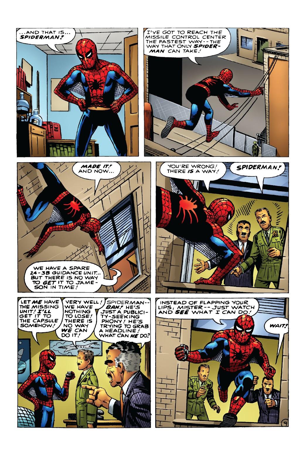 Amazing Fantasy #15: Spider-Man! Full #1 - English 24