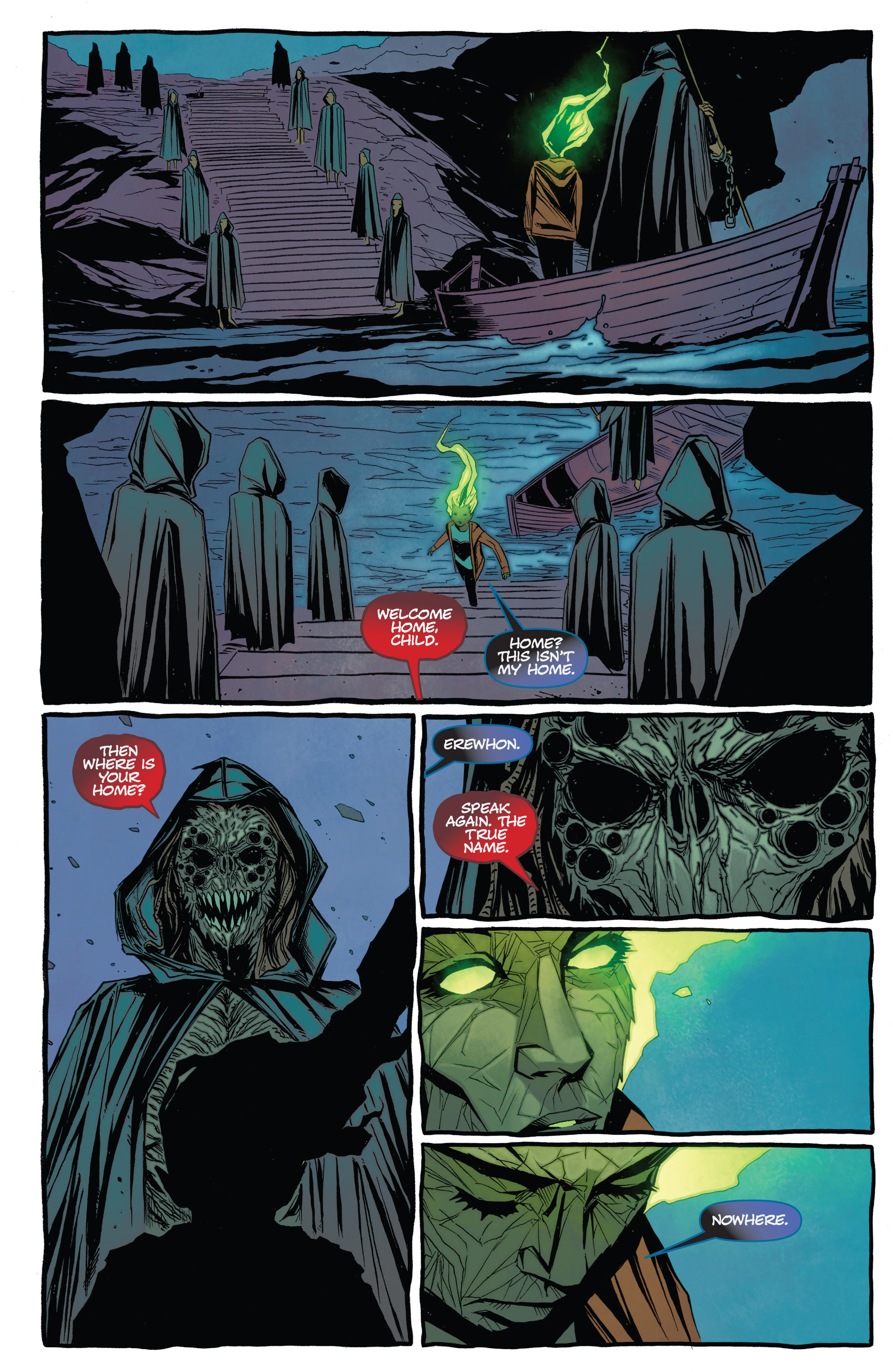 Read online The Darkness (2007) comic -  Issue #113 - 14