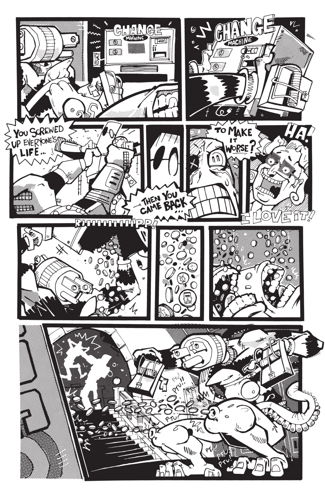 Read online Scud: The Disposable Assassin: The Whole Shebang comic -  Issue # TPB (Part 4) - 69