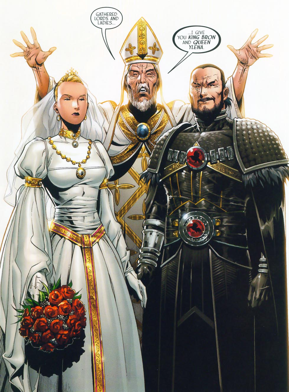 Read online Scion comic -  Issue #36 - 5