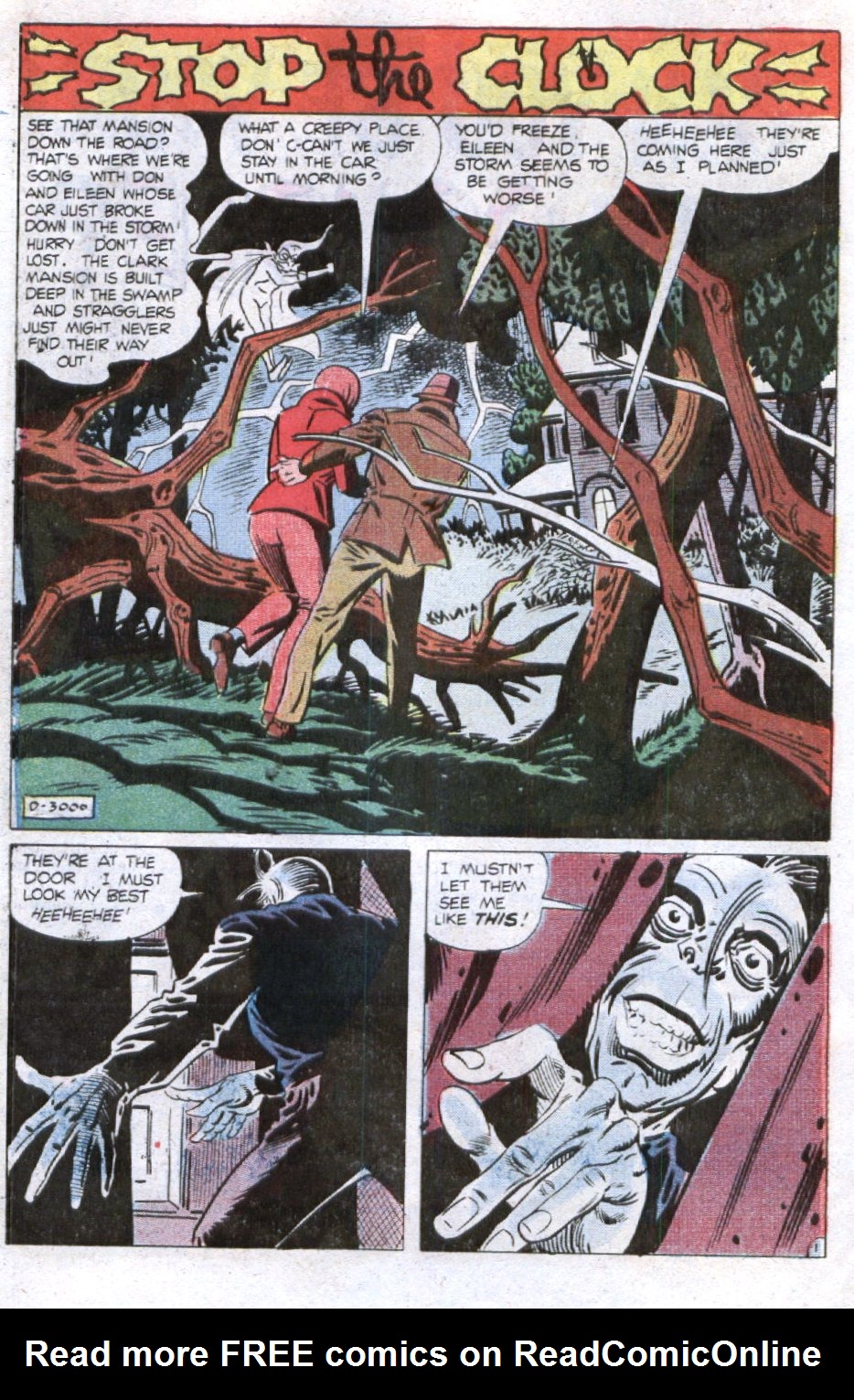 Read online Scary Tales comic -  Issue #14 - 12