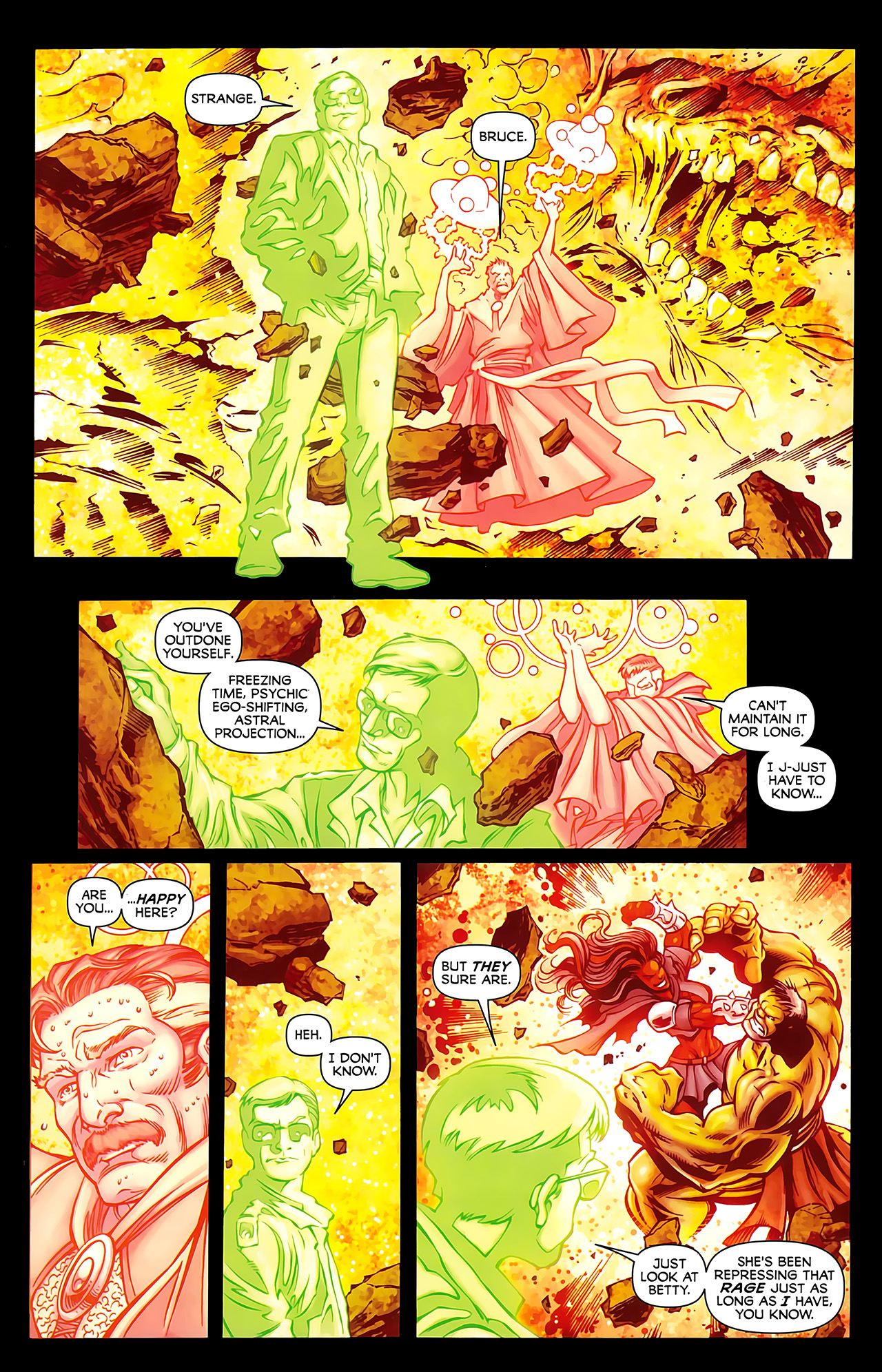 Incredible Hulks (2010) #635 #26 - English 7