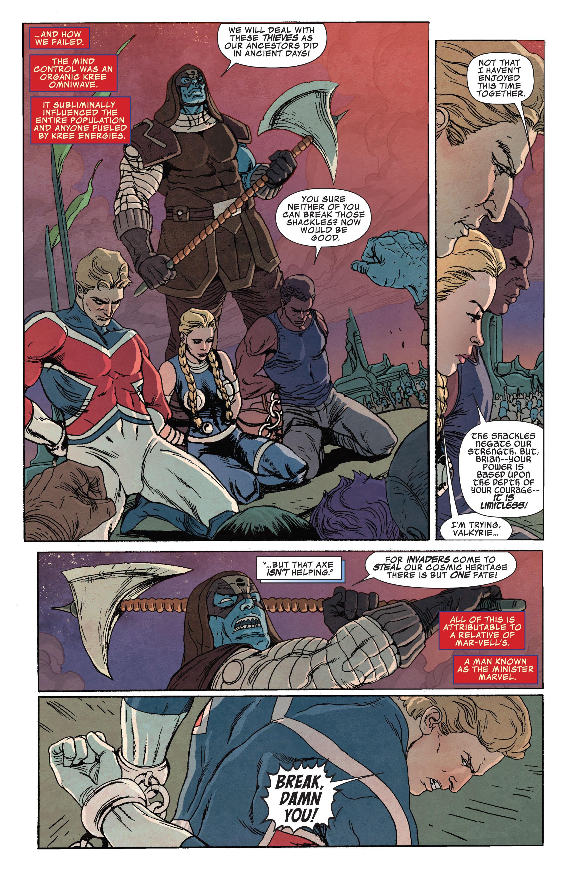 Read online Secret Avengers (2010) comic -  Issue #28 - 4