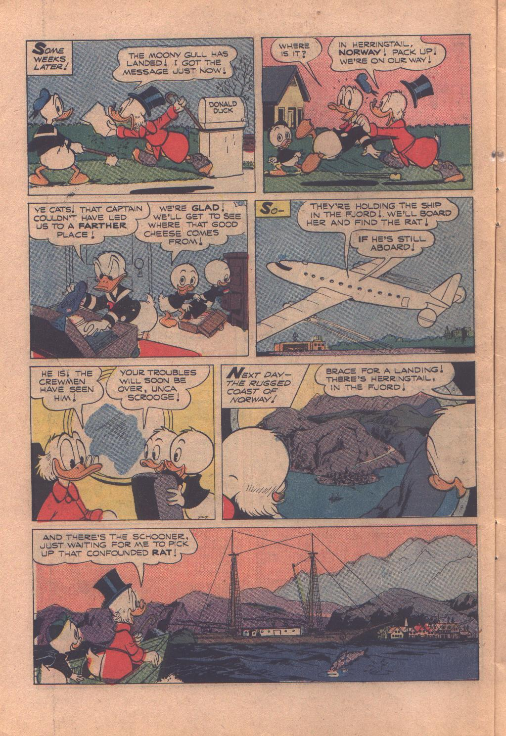 Uncle Scrooge (1953) Issue #104 #104 - English 8