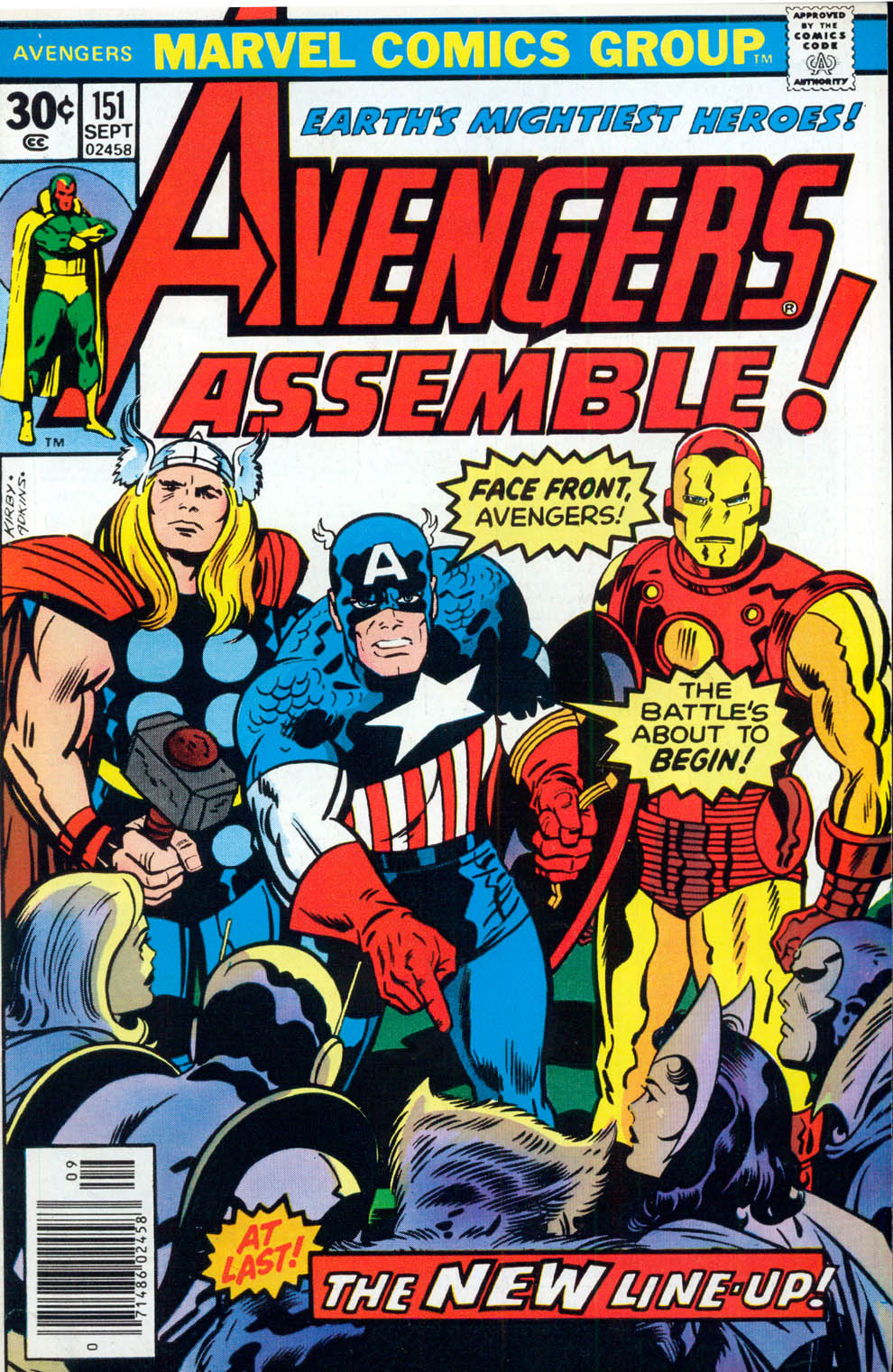 The Avengers (1963) 151 Page 1