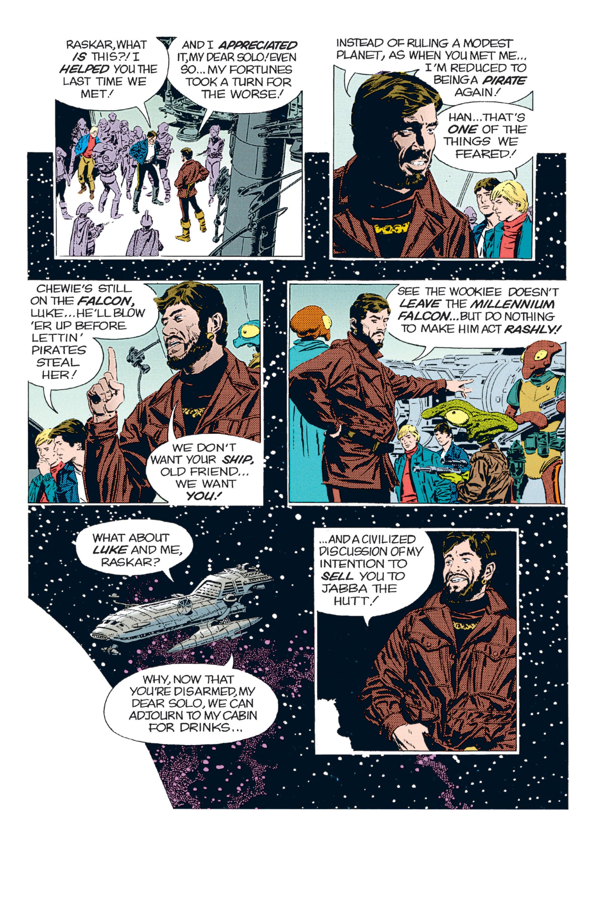Classic Star Wars #19 #19 - English 15