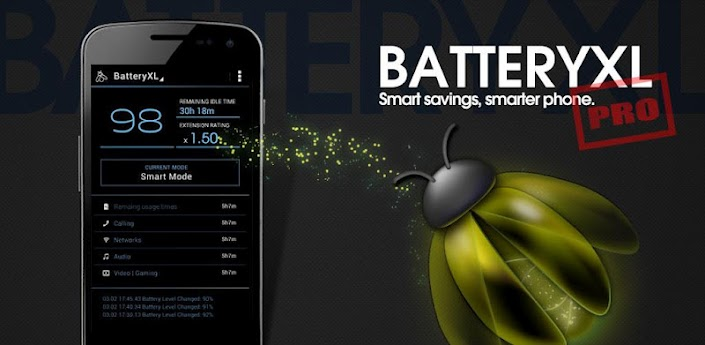 BATTERYXL – BATTERY SAVER V2.0.0 & PRO KEY APK ANDROID APP