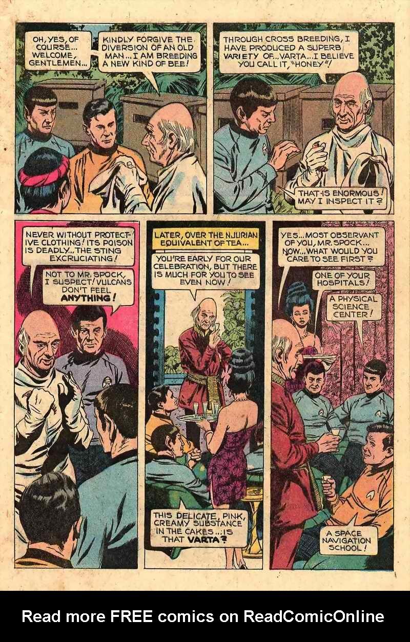 Star Trek (1967) #59 #59 - English 7