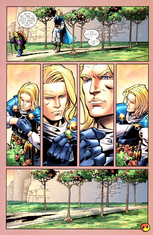 Read online Scion comic -  Issue #7 - 22