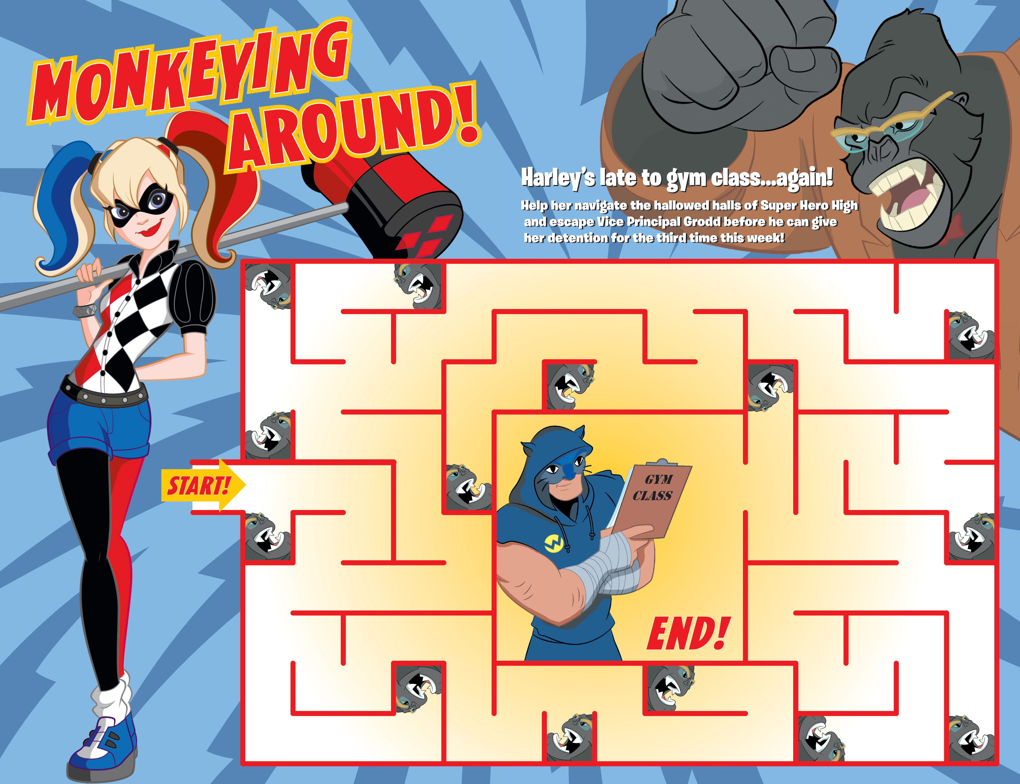 Read online Scooby-Doo: Where Are You? comic -  Issue #69 - 24
