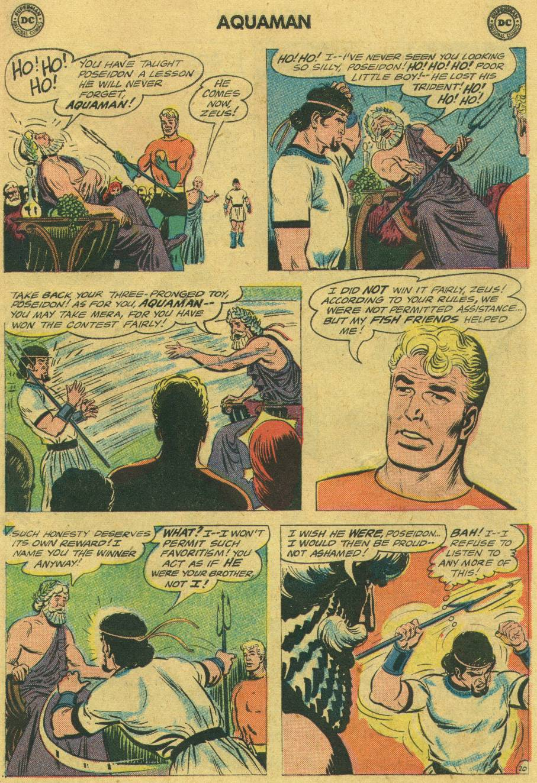 Aquaman (1962) Issue #17 #17 - English 27