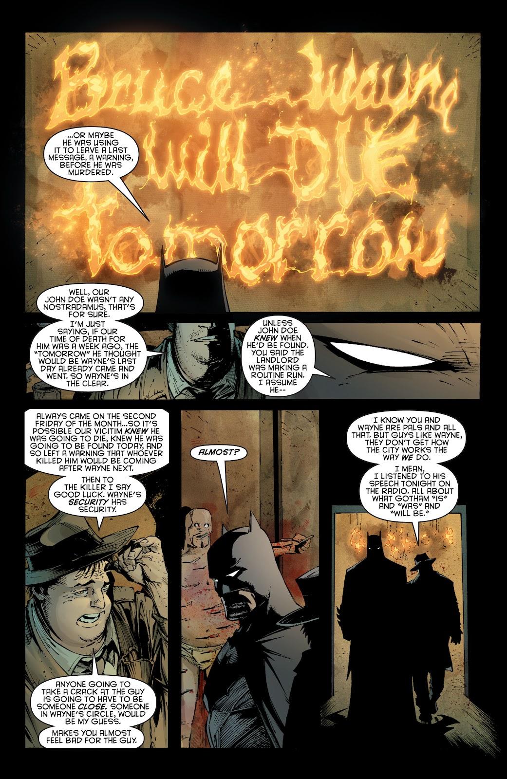 Batman (2011) Issue #1 #16 - English 22