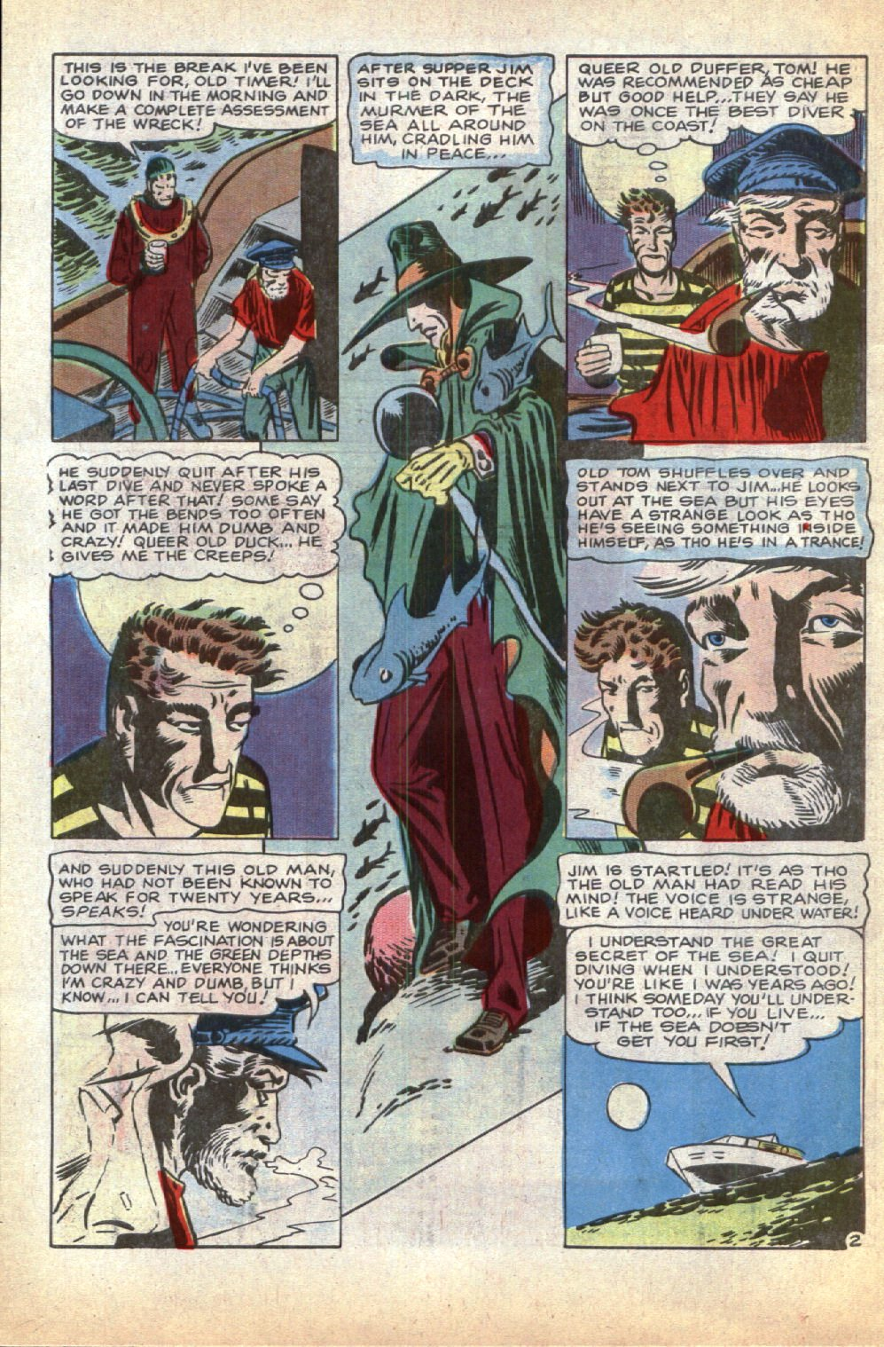 Read online Scary Tales comic -  Issue #46 - 4