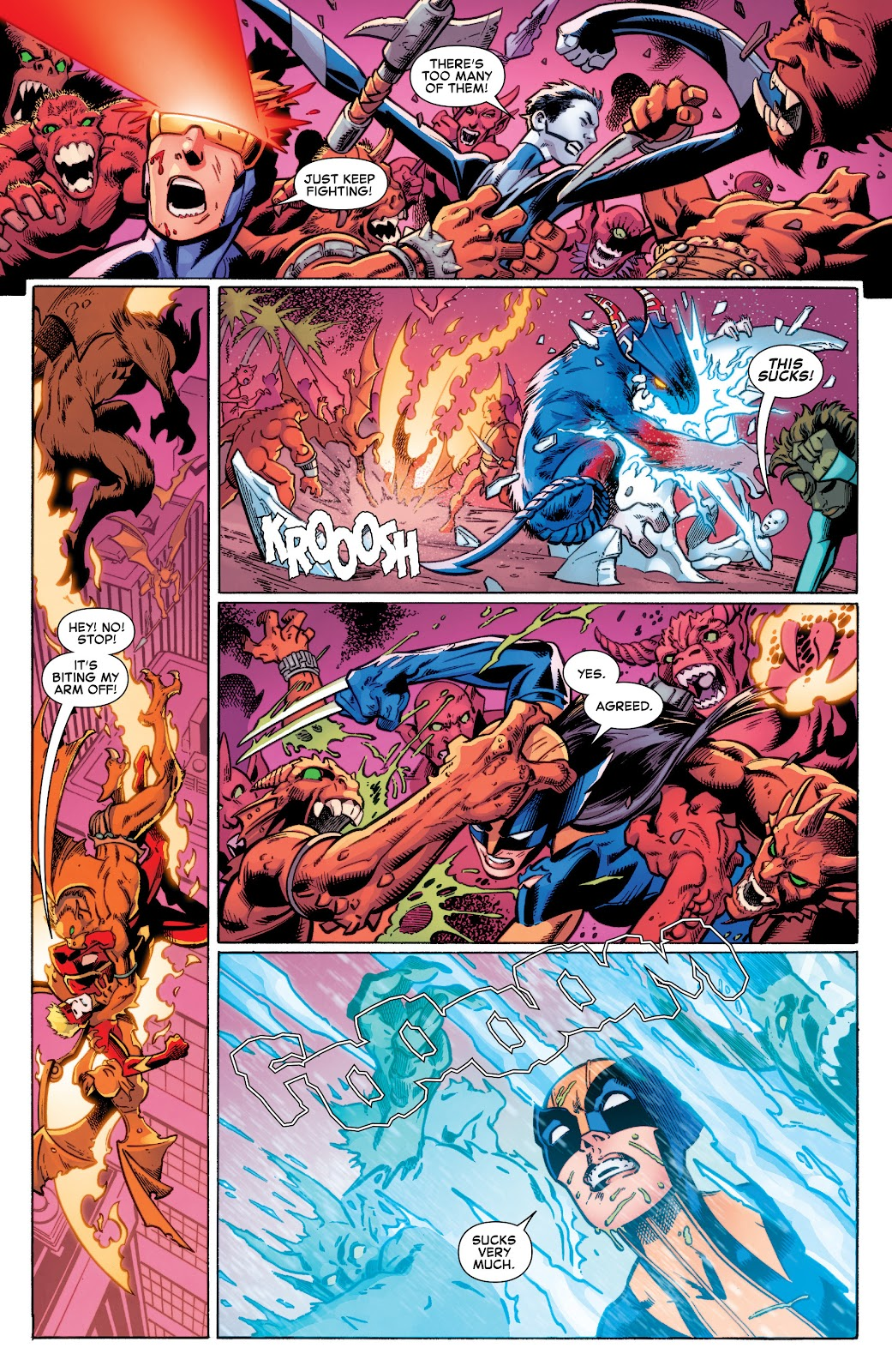 All-New X-Men (2016) Issue #16 #18 - English 12