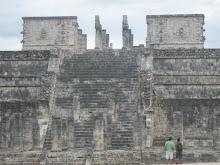 Sacred Mayan Temple