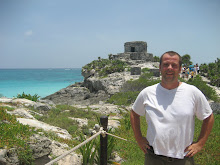 The mayaruins in Tulum