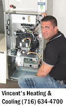 Buffalo NY heating cooling contractor