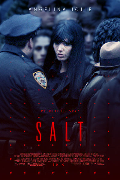 ثانى البوكس اوفيس فيلم الاكشن للنجمة انجلينا جولى Salt 2010  Salt