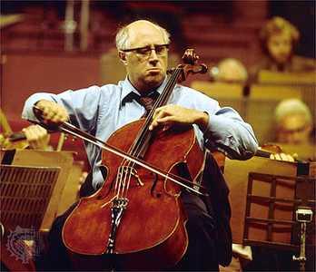 Mtislav Rostropovich