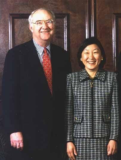WENDY GRAMM AND HUBBY SENATOR                                 GRAMM WHO DETROYED AMERICA FOR KEN LAY/                                 ENRON