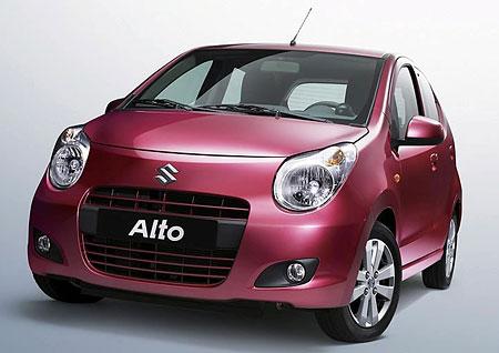Suzuki Alto 2010 Interior. SUZUKI ALTO 2010