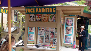 Face painting illusions and balloon art llc face for Face painting rates