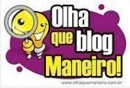 """Selo dado pelo """"Blog do Mulherão"""""""