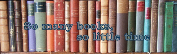 So many books, So little time.... par Lily et ses livres