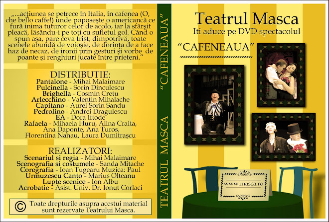 Coperta DVD Cafeneaua
