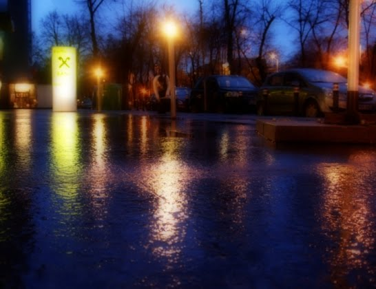 Vremea ploioasa e...  frumoasa