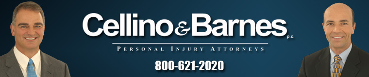 Cellino & Barnes -  Personal Injury News Blog