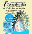18 DE OCTUBRE:PRIMERA PEREGRINACION A LUJAN