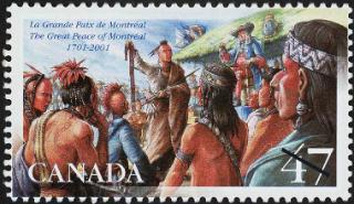 Diplomatie à Montréal 1701-Capitale de la Paix