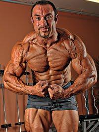 Worldwide Bodybuilders Hennie Kotze South Africa