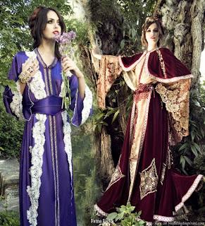 Fatna Farkh Caftan Couture Wedding Dress