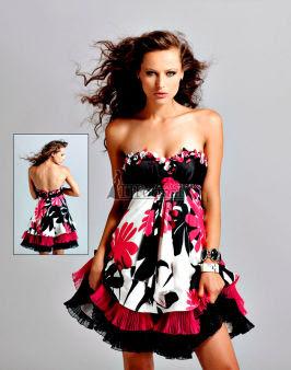2010  Blush Sexy Prom Dress