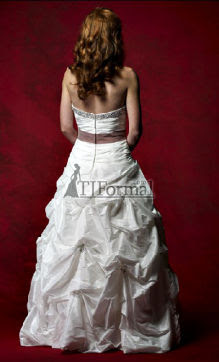 Sexy Wedding Gown by Alyce