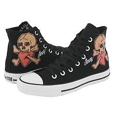 0dc805921b3e New Sneak Preview  Converse All Star Sailor Jerry Hi Sneakers